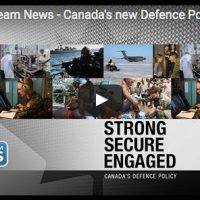 Defence Team News – Canada's new Defence Policy