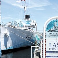 HMCS Sackville a  big draw for summer tourists in Halifax