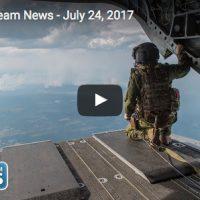 Defence Team News – July 24, 2017