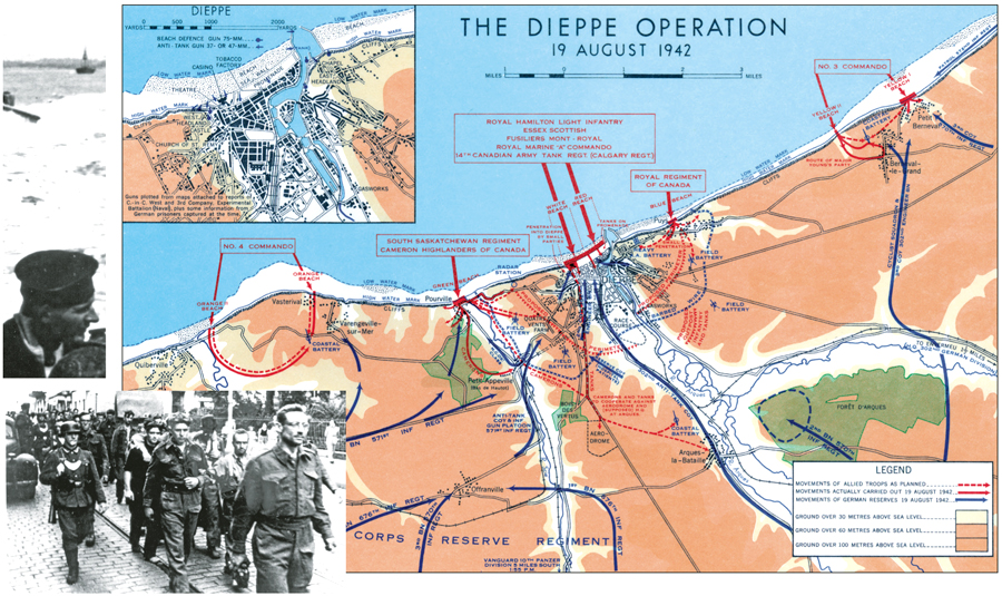 Truth Still a Casualty at Dieppe