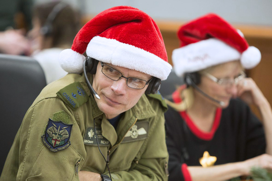 NORAD set to track Santa Christmas EveLookout Newspaper