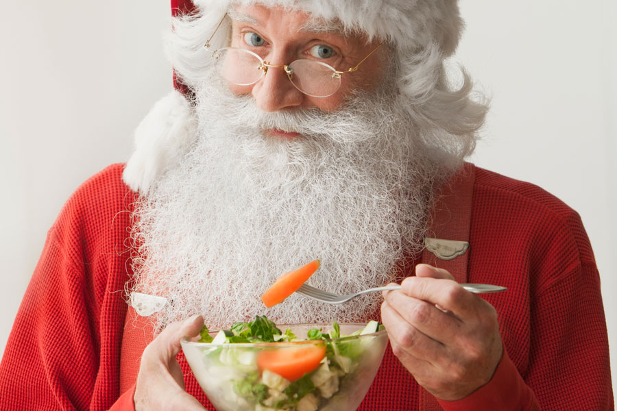 Holiday health - don't succumb to the temptation