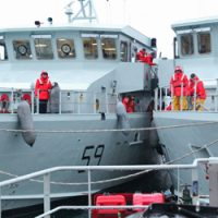 In Photos: At Sea Experience for Naval Reservists