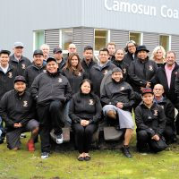 Ship repair industry connects with Aboriginal students
