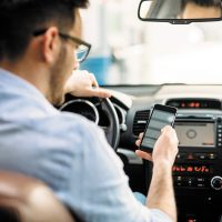 Military Police set their sights on distracted drivers
