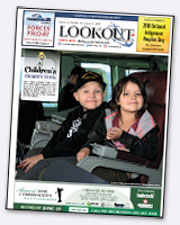 June 11, 2018, Lookout cover