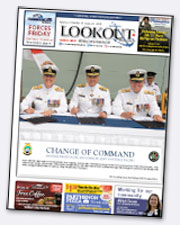 June 25, 2018, Lookout cover