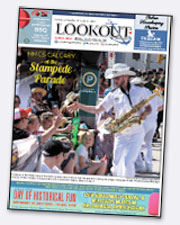 Cover, Lookout July 9, 2018