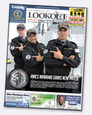 Cover, Lookout July 23, 2018
