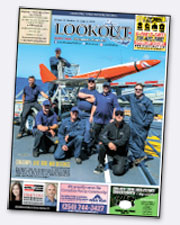 Cover, Lookout July 2, 2018