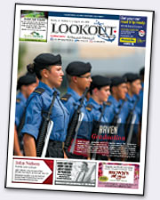 Cover, Lookout August 13, 2018