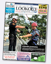 Cover, Lookout August 27, 2018