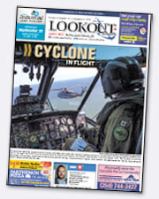 Cover, Lookout September 4, 2018