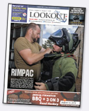 Cover, Lookout August 7, 2018