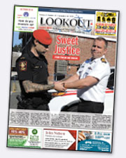 Cover, Lookout September 24, 2018