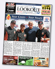 Cover, Lookout September 10, 2018