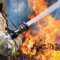 Volunteers answer the call for wildfire fighting help