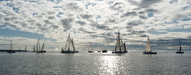 Canadian Forces Sailing Association (CFSA) Regatta