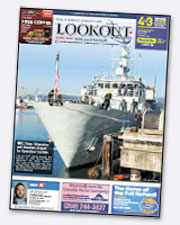 Cover, Lookout October 15, 2018