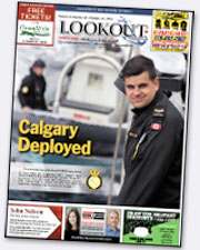 Cover, Lookout October 22, 2018
