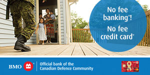 BMO - Canadian Defence Community Banking