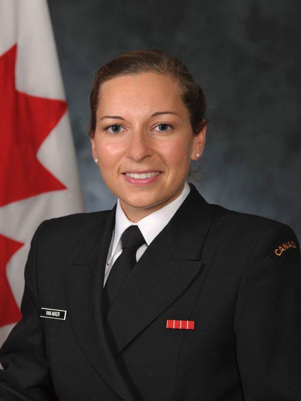 Lt(N) Kay Van Acker