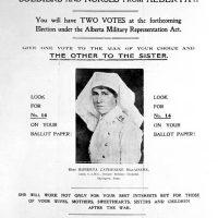 Lieutenant Roberta MacAdams – a true trail blazer