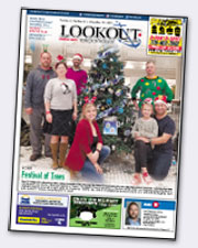 Lookout cover, November 18, 2018