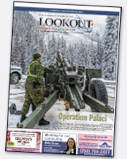 Lookout cover, November 26, 2018