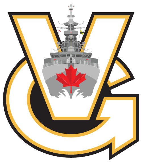 Victoria Grizzlies Military Night