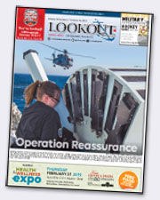 Lookout cover, January 14, 2019