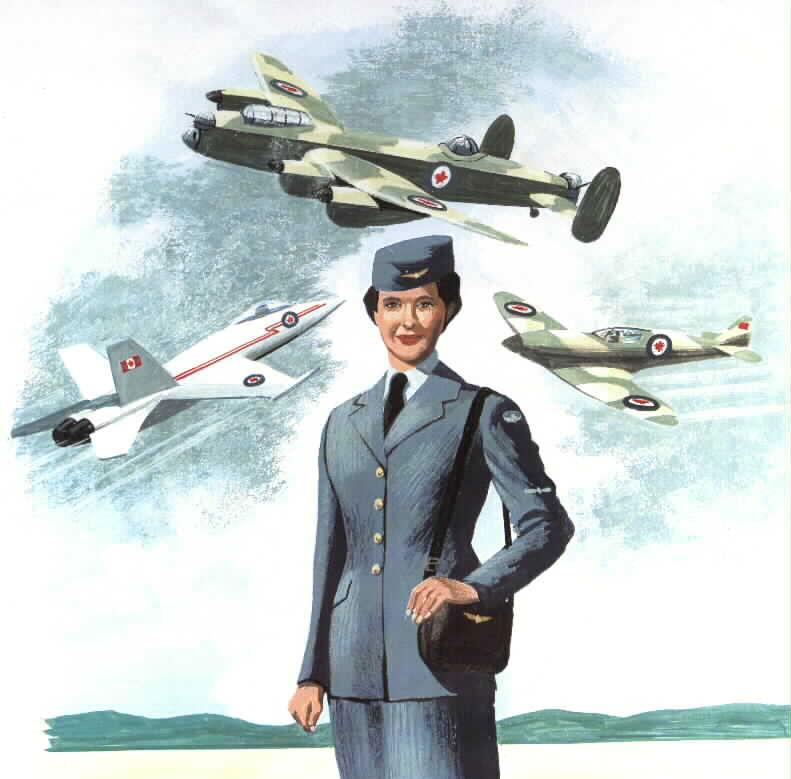 RCAF Airwomen