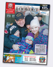 Lookout cover, February 11, 2019