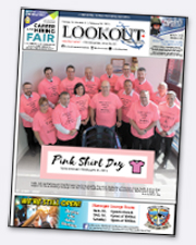 Lookout cover, February 25, 2019