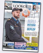 Lookout cover, February 4, 2019