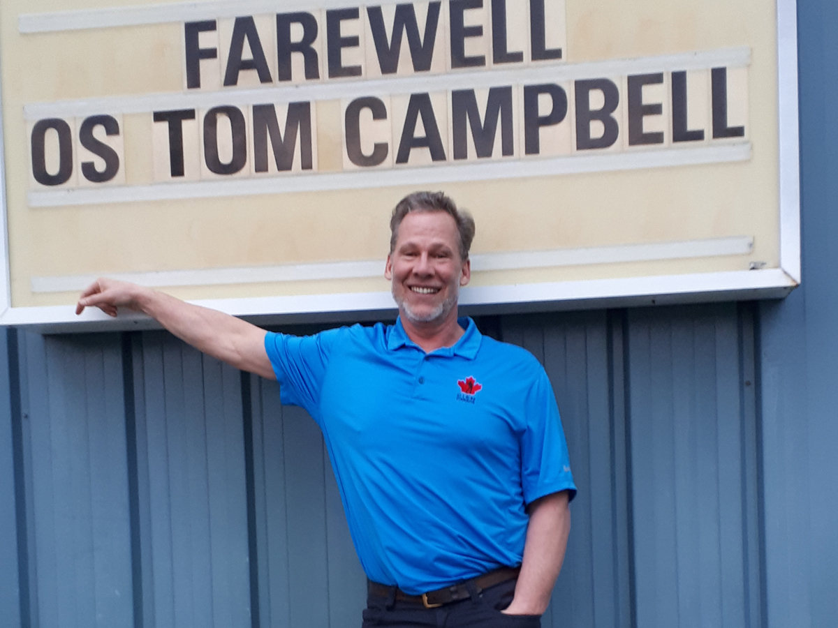 Tom Campbell