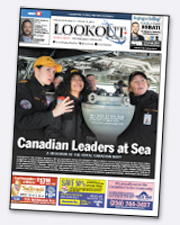 Lookout March 18 2019 cover
