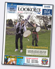 Lookout March 25 2019 cover