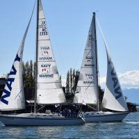 Navy returns to Van Isle 360 yacht race