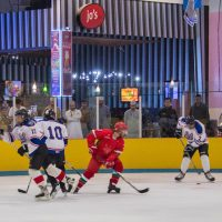 Hockey night in Oman