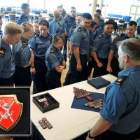 First Naval Security Team to complete Force Protection Qualification