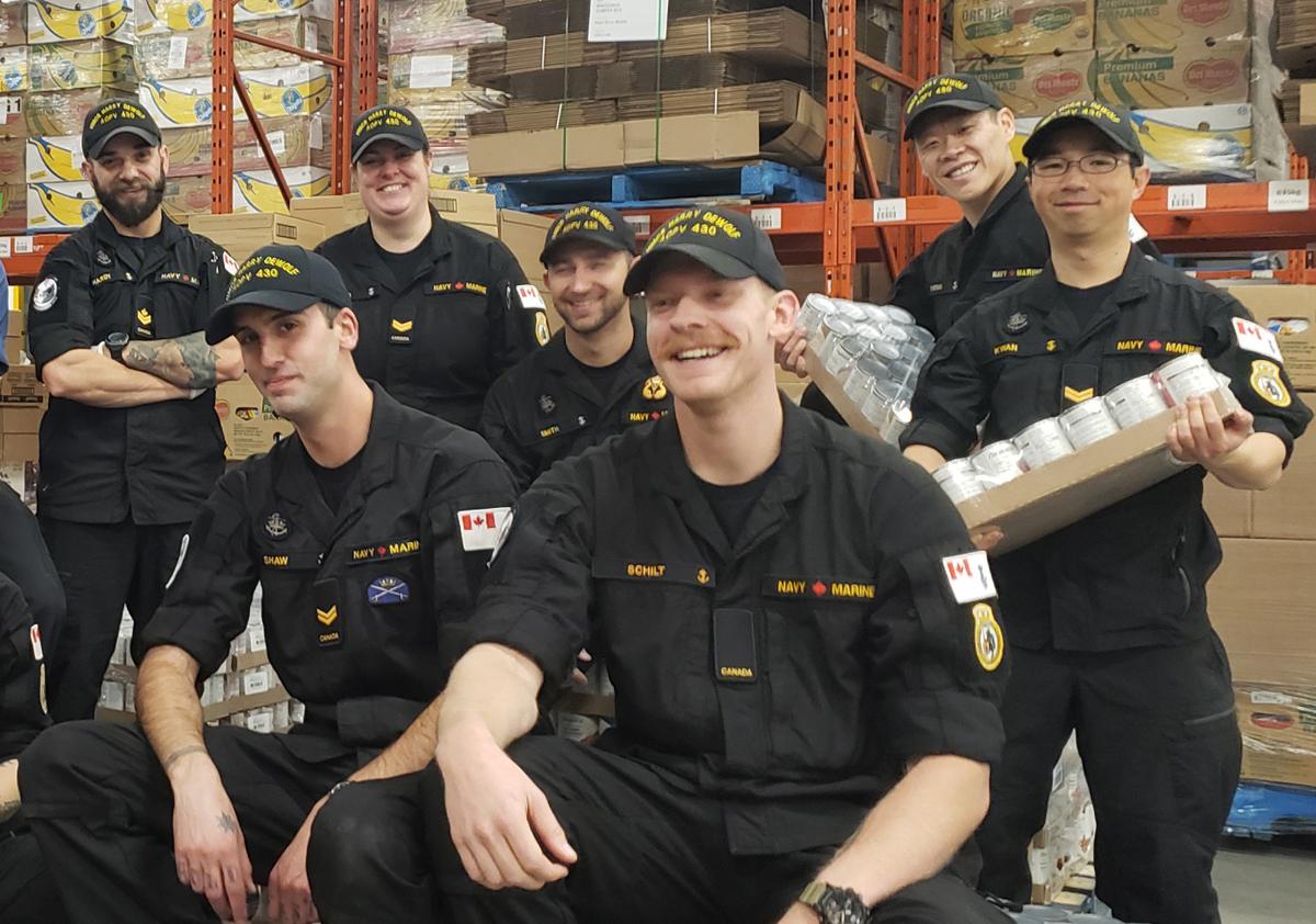 Navy trialing new dress uniform