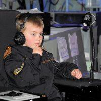 Photo by Lt(N) Tristan Robinson, HMCS Winnipeg; Rodney Venis, Base PA