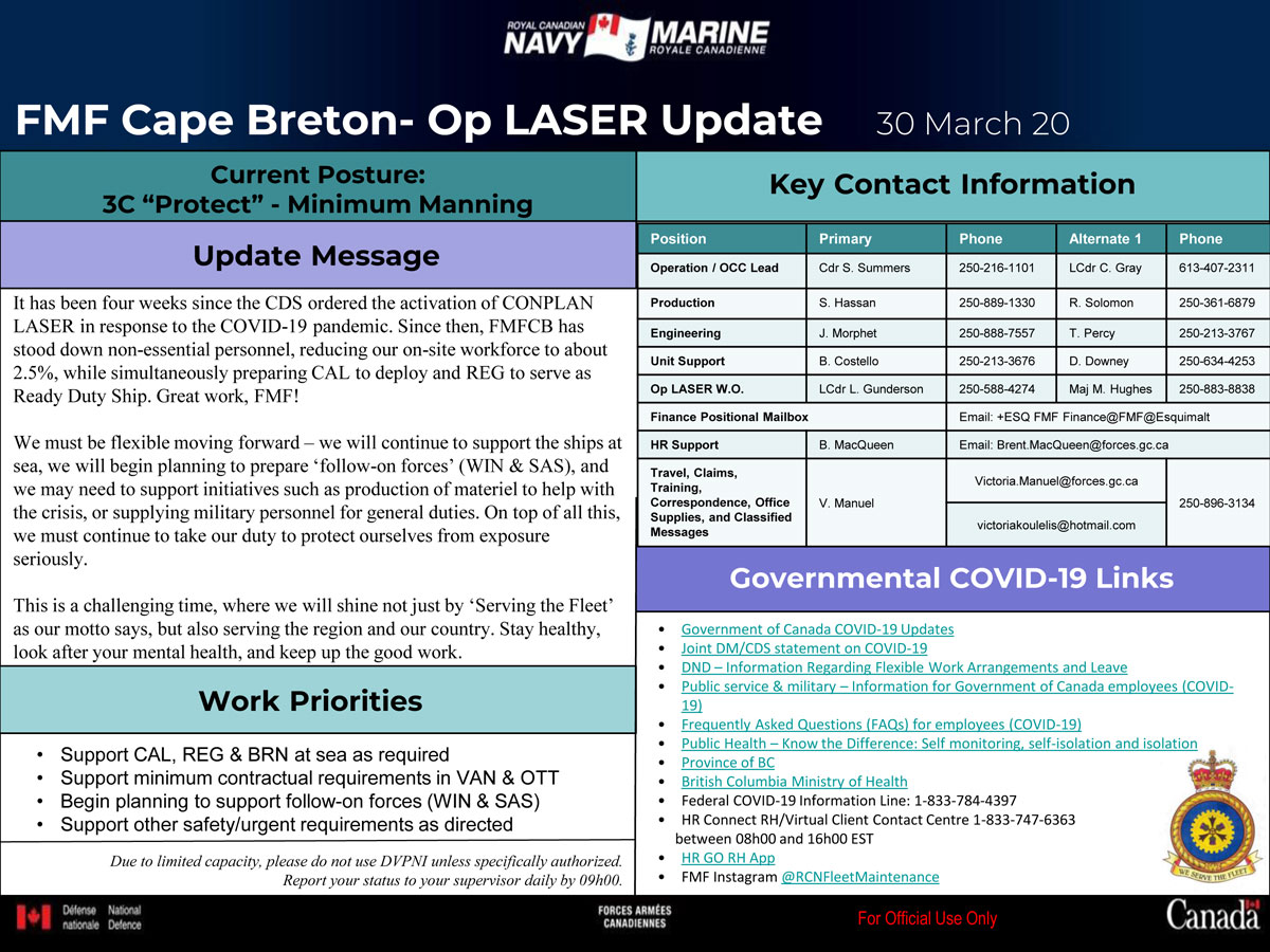30Mar20FMF-OP-Laser-Daily-Update-Slide