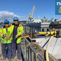 FMF cable guys power the Pacific Fleet
