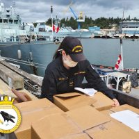 HMCS Yellowknife ready for refit