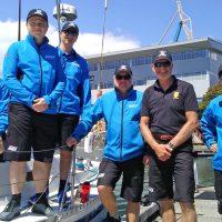 Crawl to Sail: RCN sail experience 2020