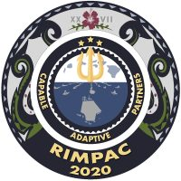 RIMPAC 2020 patch