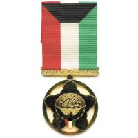 Kuwait honours Persian Gulf veterans
