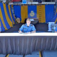 HMCS Calgary Change of Command